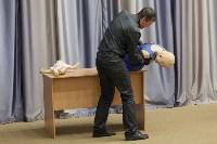 Членов правительства Тульской области научили оказывать первую помощь, Фото: 7