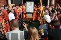 В Тулу доставлен ковчег с мощами Георгия Победоносца, Фото: 17
