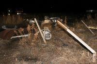 В жутком ДТП в поселке Рассвет погиб пассажир Audi A6, Фото: 16