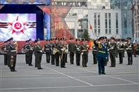 Вторая генеральная репетиция парада Победы. 7.05.2014, Фото: 49