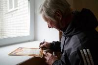 Алексей Дюмин посетил дом в Ясногорске, восстановленный после взрыва, Фото: 20