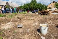 Снос домов в Плеханово. 6 июля 2016 года, Фото: 16