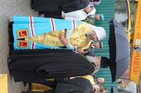 Торжественное освящение колоколов Успенского собора, Фото: 2