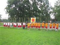 Фанаты тульского «Арсенала» сыграли в футбол с руководством клуба, Фото: 6