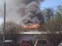 Пожар в военной части 6 мая 2015 , Фото: 4