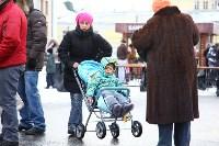 Арт-объекты на площади Ленина, 5.01.2015, Фото: 31
