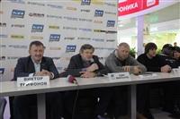 Бойцы М-1 провели открытую пресс-конференцию и встретились с фанатами, Фото: 34