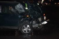 """Авария на трассе """"Тула-Новомосковск"""" вечером 5 декабря, Фото: 10"""