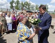 60 семей в Липках получили новые квартиры, Фото: 6