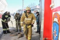 Спасатели провели учения на Московском вокзале, Фото: 5