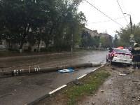 ДТП в Туле на ул. Тульского рабочего полка, Фото: 4