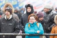 Митинг-концерт в честь годовщины присоединения Крыма к России, Фото: 38