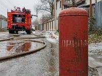 Пожар в Михалково, Фото: 22