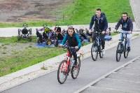 В Туле прошел большой велопарад, Фото: 146