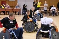 Чемпионат по регби на колясках в Алексине, Фото: 28
