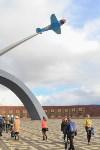 Школьники побывали на экскурсии к мемориалу «Защитникам неба Отечества», Фото: 1