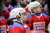 Мастер-класс от игроков сборной России по хоккею, Фото: 48