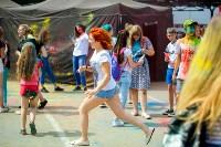 В Туле прошел фестиваль красок и летнего настроения, Фото: 42