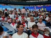 Туляки исполнили рекордный гимн России, Фото: 3
