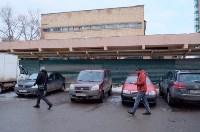 В Туле начали ломать здание бывшего кинотеатра «Салют», Фото: 1