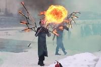 Как туляки провожали зиму на набережной Упы, Фото: 122