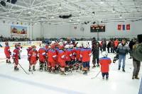 Мастер-класс от игроков сборной России по хоккею, Фото: 14