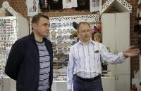 Алексей Дюмин посетил Тульский кремль, Фото: 22