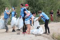 В Кондуках прошла акция «Вода России»: собрали более 500 мешков мусора, Фото: 55