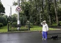 Рейд по выгулу собак в Центральном парке, Фото: 9