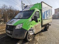 В Туле на Зеленстрое грузовик сбил пешехода, Фото: 3