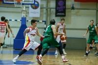 Тульские баскетболисты «Арсенала» обыграли черкесский «Эльбрус», Фото: 79