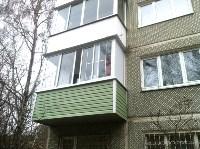 Новый балкон и тёплые окна осенью, Фото: 6