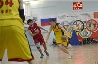 БК «Тула» дважды уступил баскетболистам Ярославля, Фото: 14