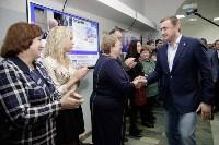 Алексей Дюмин поблагодарил за поддержку, Фото: 2