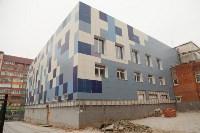 Реконструкция бассейна школы №21. 9.12.2014, Фото: 27
