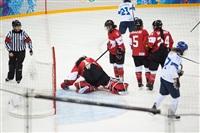 Женский хоккейный матч Канада-Финляндия. Зимняя Олимпиада в Сочи, Фото: 34