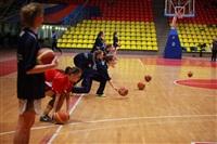 В Туле прошло необычное занятие по баскетболу для детей-аутистов, Фото: 26