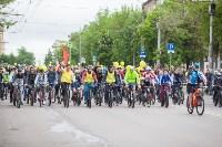 В Туле прошел большой велопарад, Фото: 83