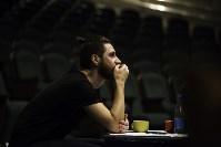 Репетиция в Тульском академическом театре драмы, Фото: 8
