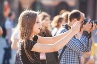 В Туле открылось новая молодежная площадка «Газон». Фоторепортаж, Фото: 49