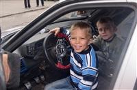 Тульские гонщики из автоклуба R.U.S.71 посетили Яснополянский детский дом, Фото: 10