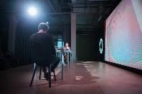 В Туле впервые прошел спектакль-читка «Девять писем» по новелле Марины Цветаевой, Фото: 4