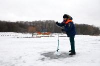 Проверка пруда в Центральном парке на Крещение. 14.01.2015, Фото: 10