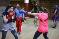 Женский бокс: тренировка , Фото: 23