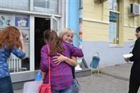 """В Туле проходит """"обнимашечный"""" флешмоб, Фото: 94"""