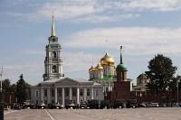 85-летие ВДВ на площади Ленина в Туле, Фото: 16