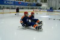 Мастер-класс от игроков сборной России по хоккею, Фото: 13