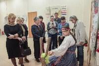 """В Ленинском открылась выставка """"Традиционное тульское ткачество"""", Фото: 13"""