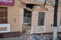 На ул. Октябрьской развалился дом, Фото: 3
