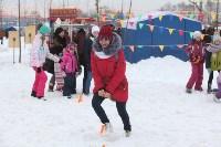 Как туляки провожали зиму на набережной Упы, Фото: 34
